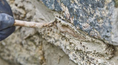 History of lime pointing cornwall